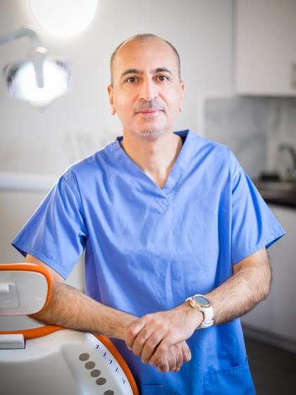 Dr.Dehbashi Masoud - Dental Specialist - Conservative Dentistry And Prosthodontist Dentist.